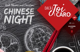 Rich Flavors and Devotion: Chinese Night