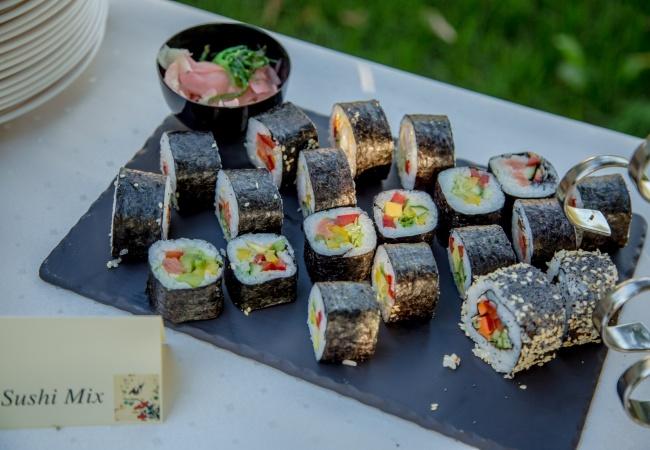 Zen Time & The Art of Sushi
