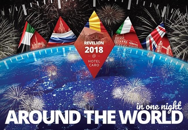 Tradiții de Revelion în lume, distracție de pe 5 meridiane la Caro