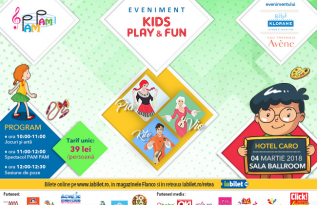 Eveniment KIDS PLAY&FUN