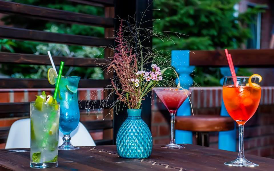 Glucoza Bar terase cool bucuresti