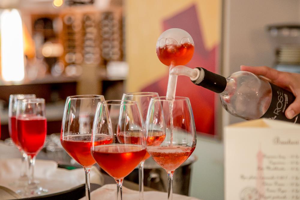 Wine Bar 1000 de Chipuri in Bucuresti