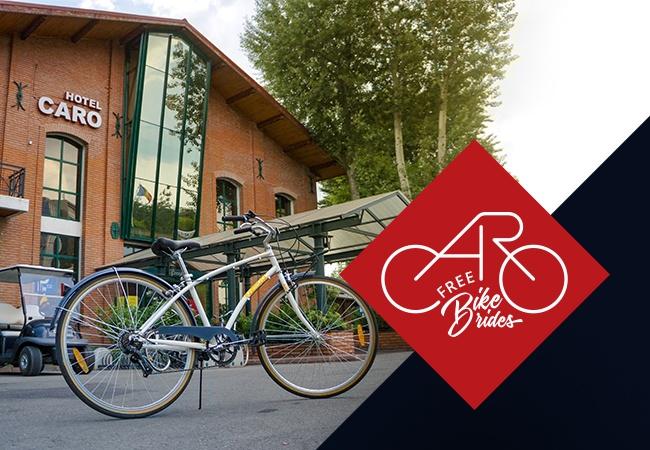 Biciclete gratuite la hotel în București
