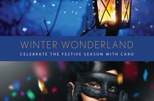 Sărbătorește sezonul festiv la CARO