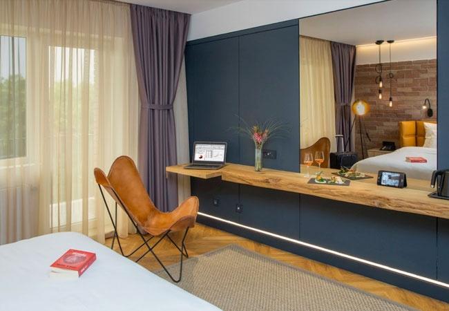 oferta hotel caro București