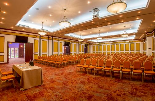 Alege sala perfectă pentru evenimente corporate la Hotel Caro