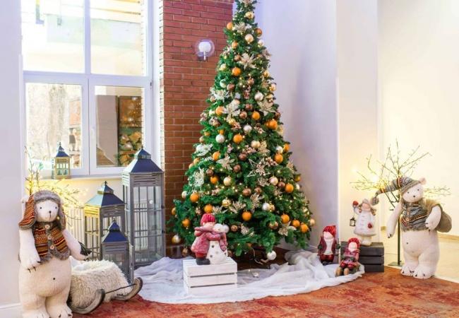 Christmas Delight. Petreceri de Crăciun la CARO