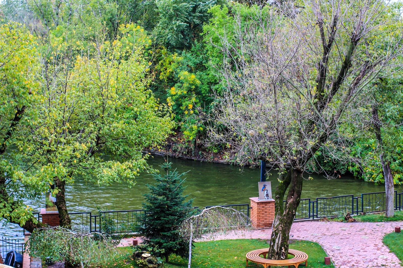 Hotel Caro - Vedere spre lac