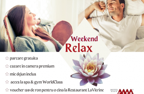 Oferta Weekend Relax Hotel Caro Bucuresti