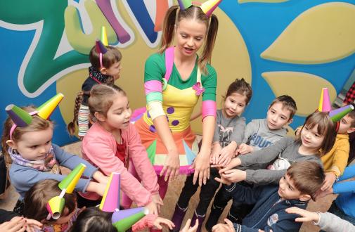 Încep activitățile de toamnă pentru copii la Caro cu Teatrul Zurli