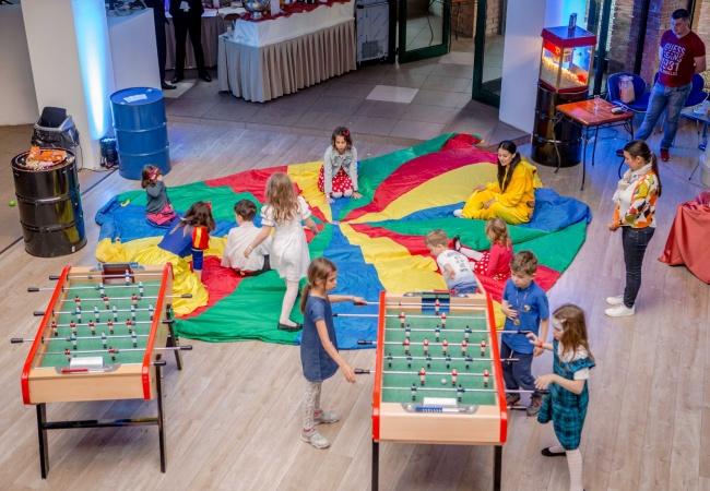 Kids just wanna have fun!